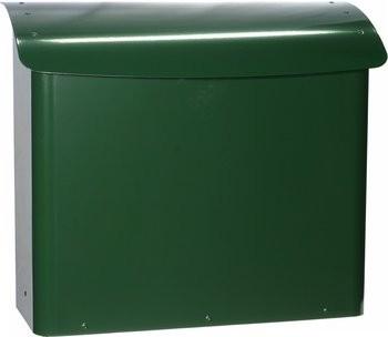 Groene SP 21 brievenbus