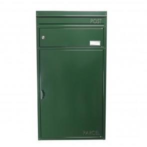 Pakketbrievenbus SafePost SP65 groen