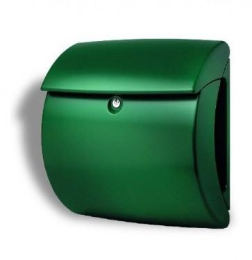 Groene brievenbus